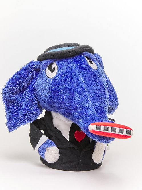 Slumpy the Sad Elephant™ Puppet