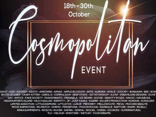 Cosmopolitan - October 18, 2021
