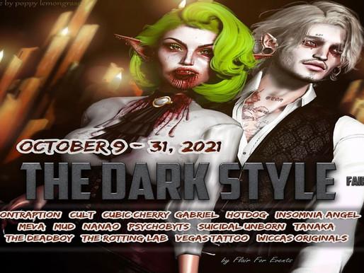 The Dark Style Fair - October 9, 2021