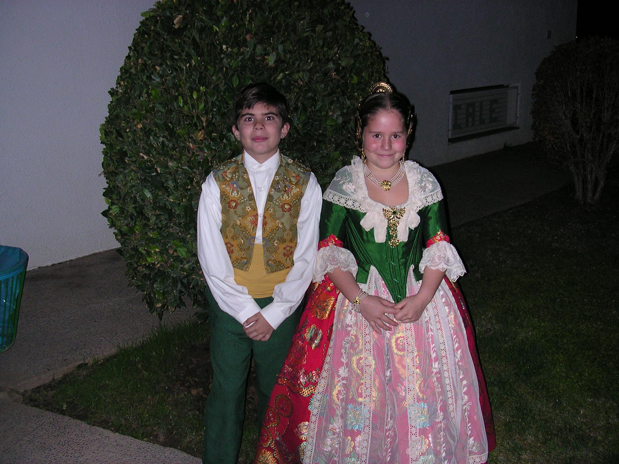 Alejandro y Esmeralda