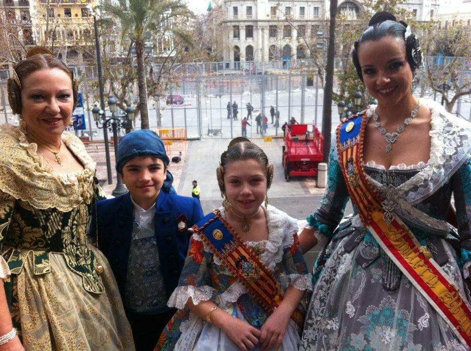 Visita al Balcón del Ayuntamiento