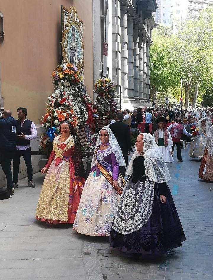Procesión de la Virgen 2019