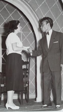 Mujercita mía 1955
