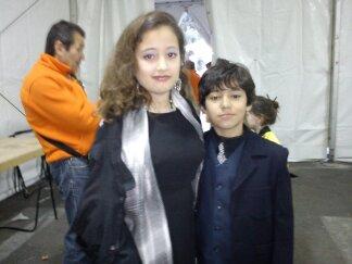 2012 Rocío y Raphael, ¡cómoo yo te amo!