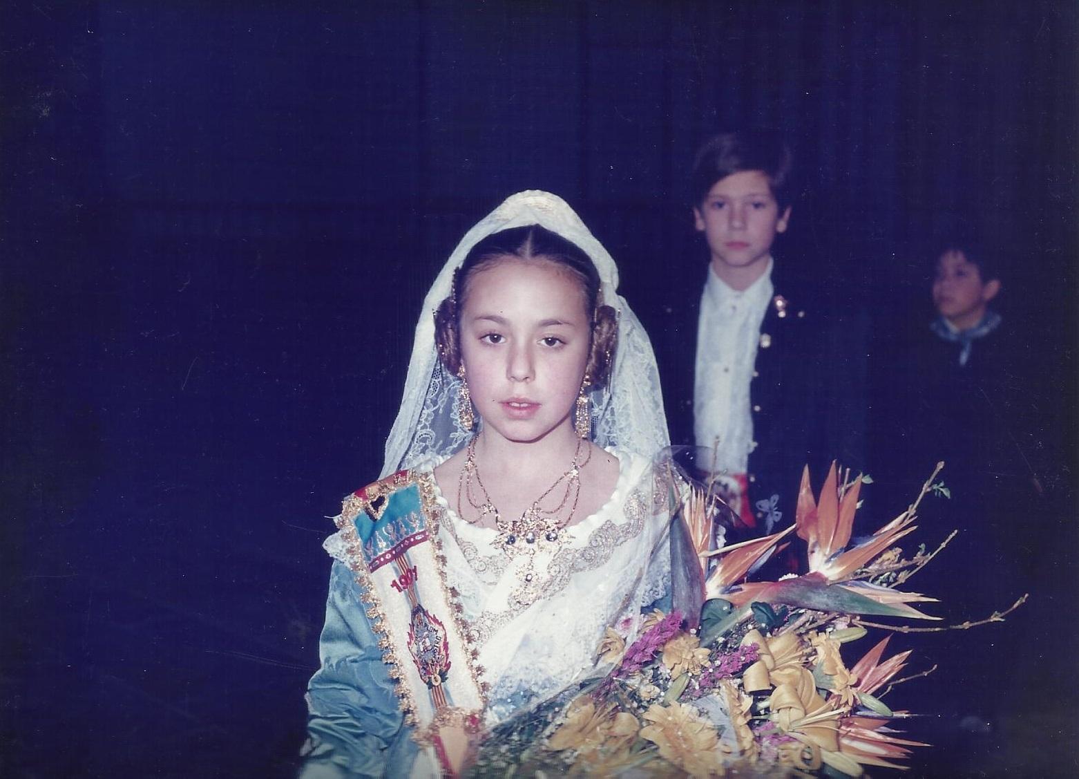 Ofrenda infantil 1991