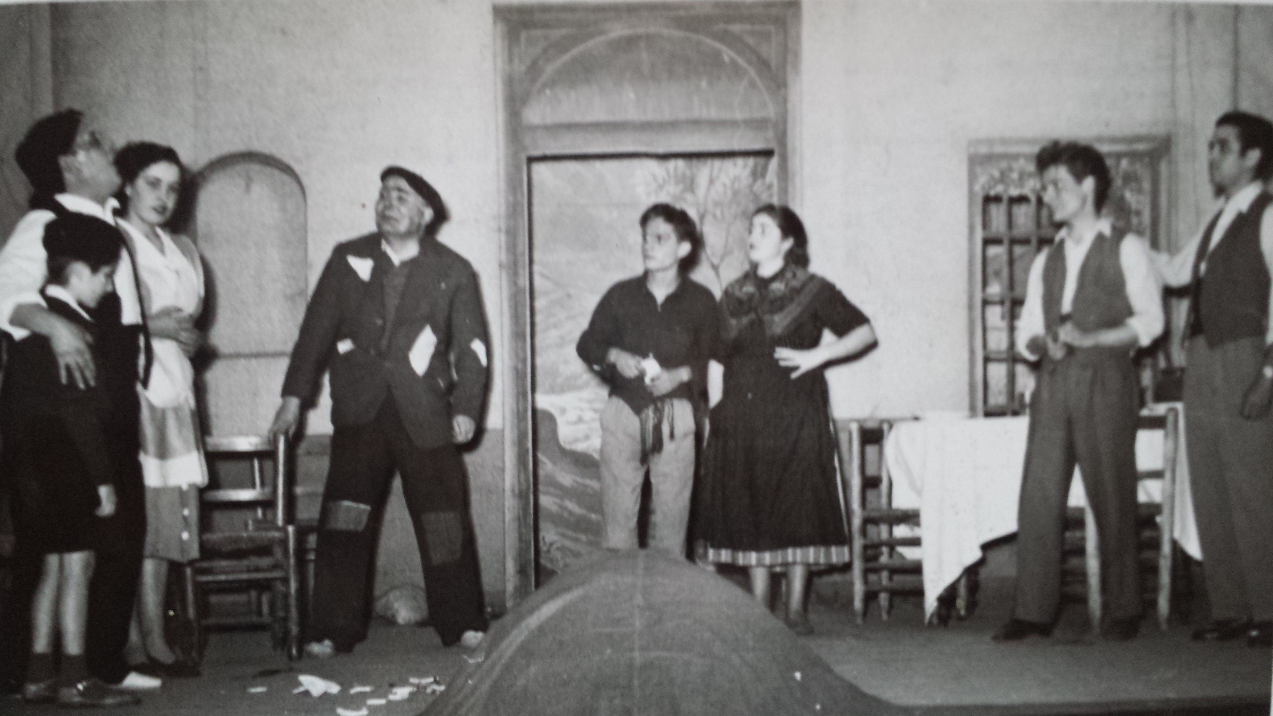 Lley de vida 1953