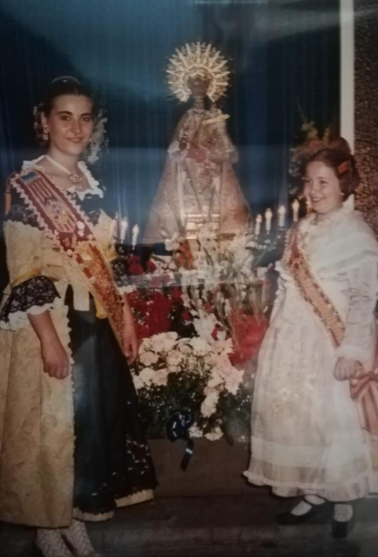 Visita de la Virgen