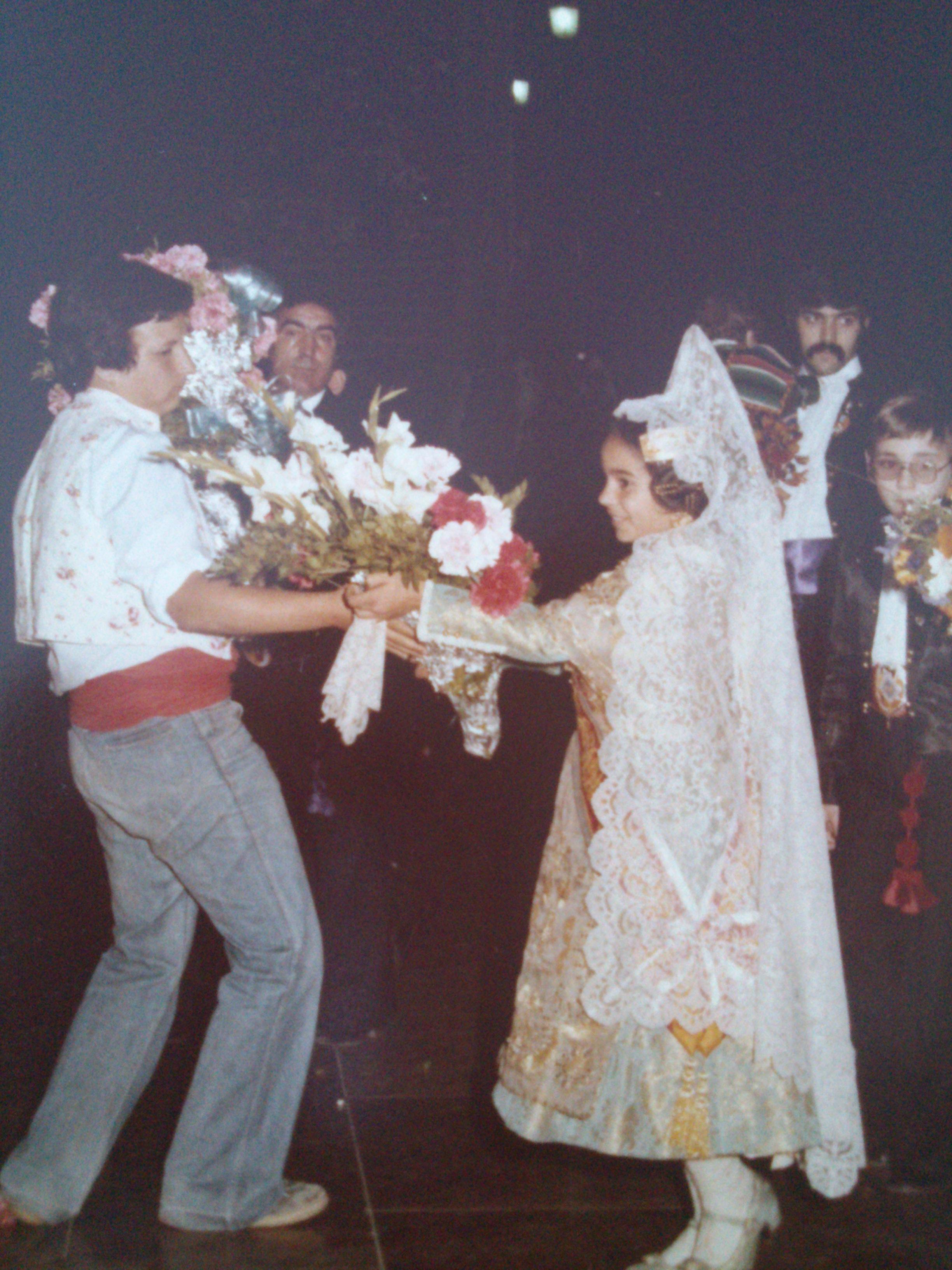 Ofrenda infantil 1979