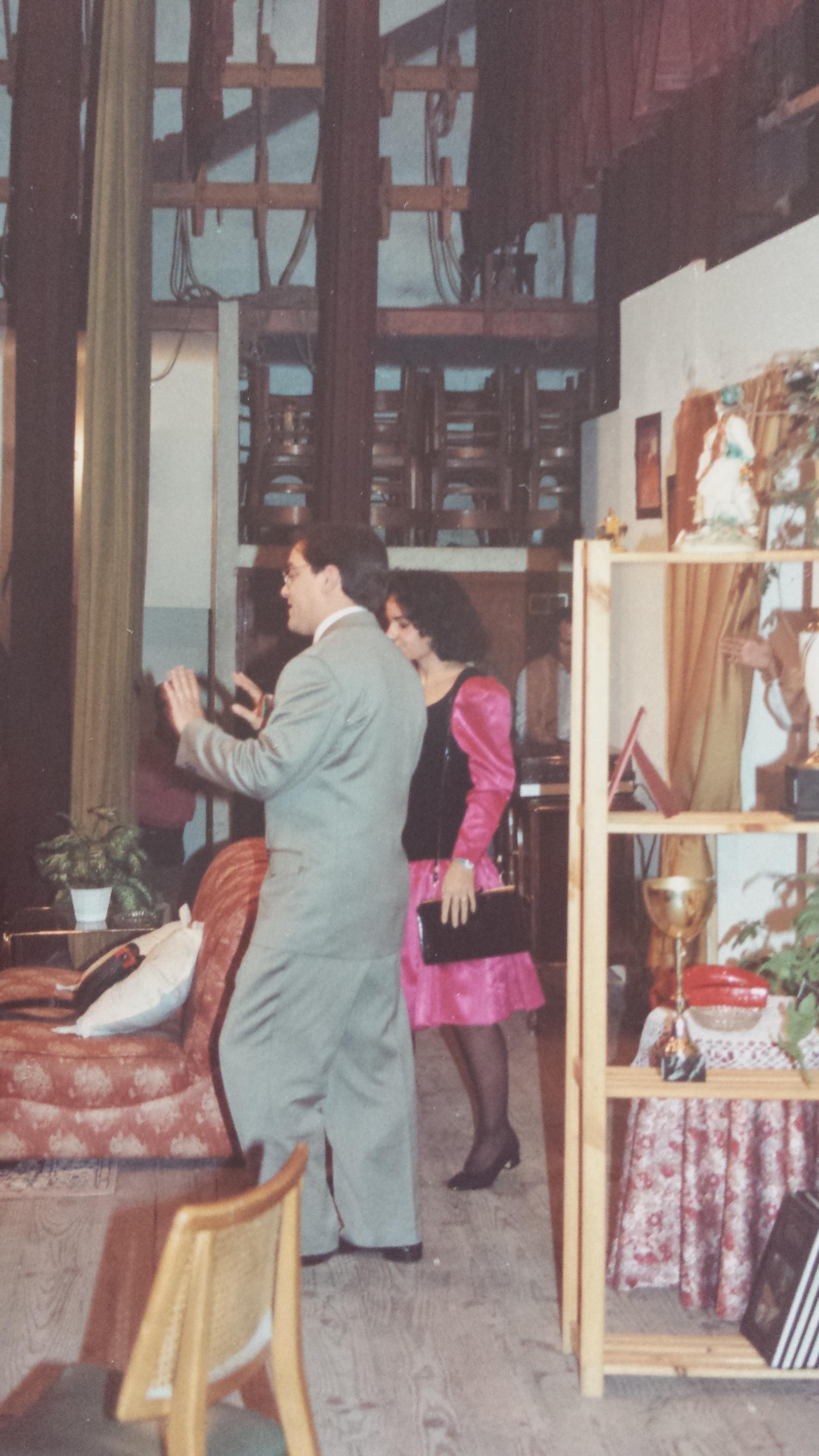 A les quatre, l'estres (1993)