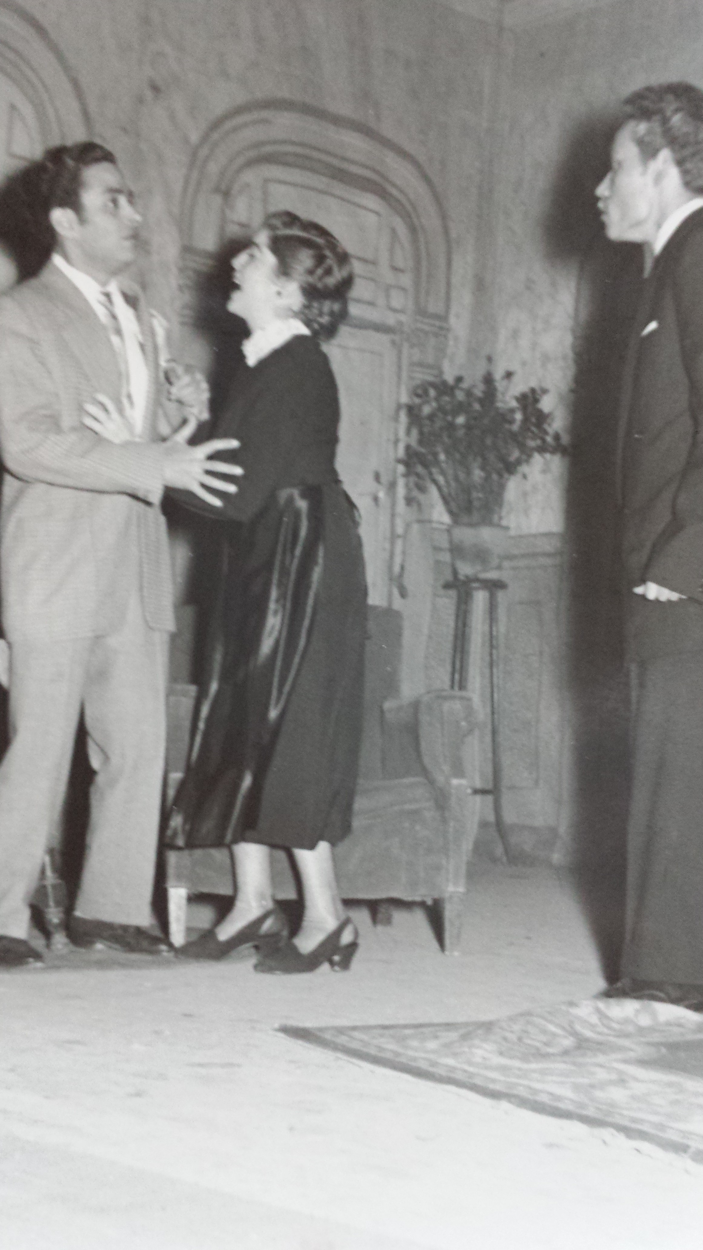 Dueña y señora 1955