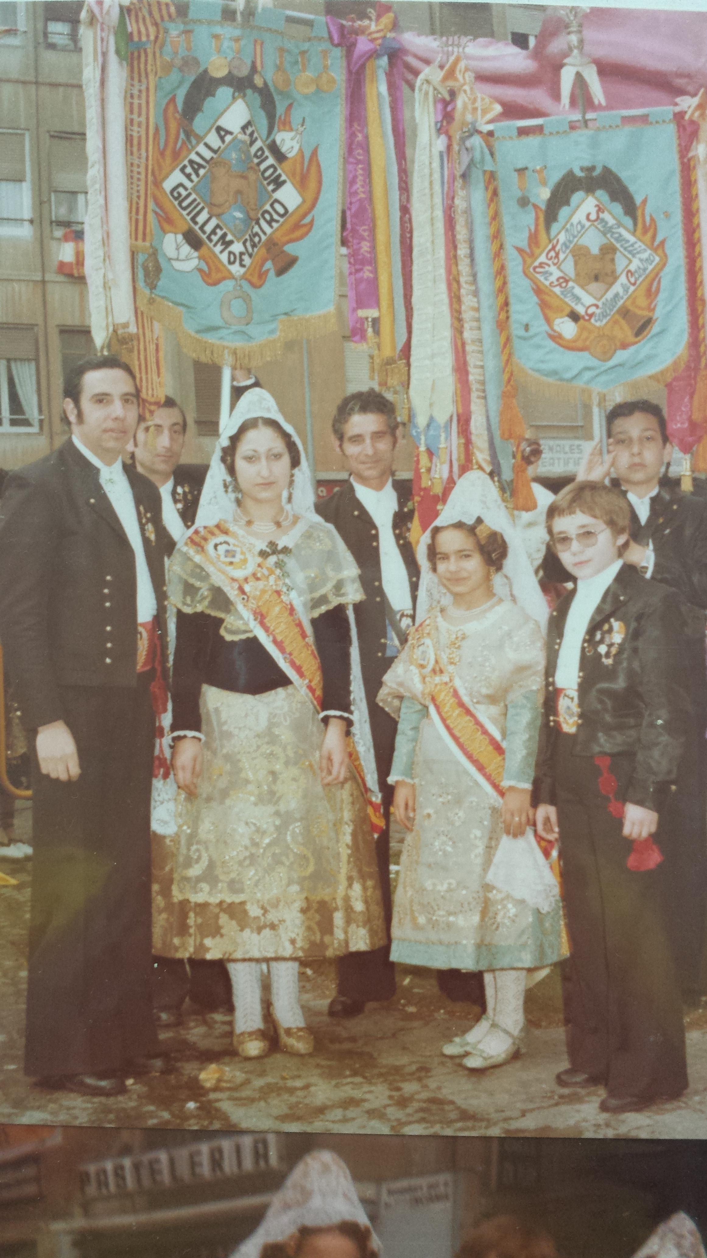 FFMM y presidentes 1979