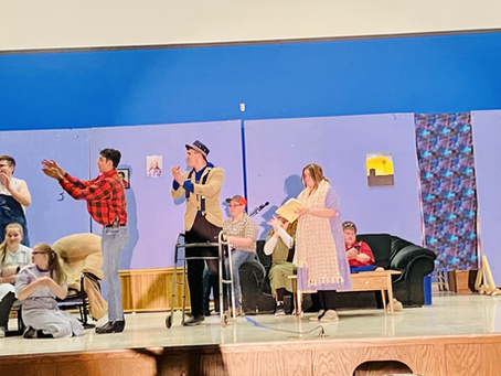 """Virgil's Family Reunion"" - School Spring Play"