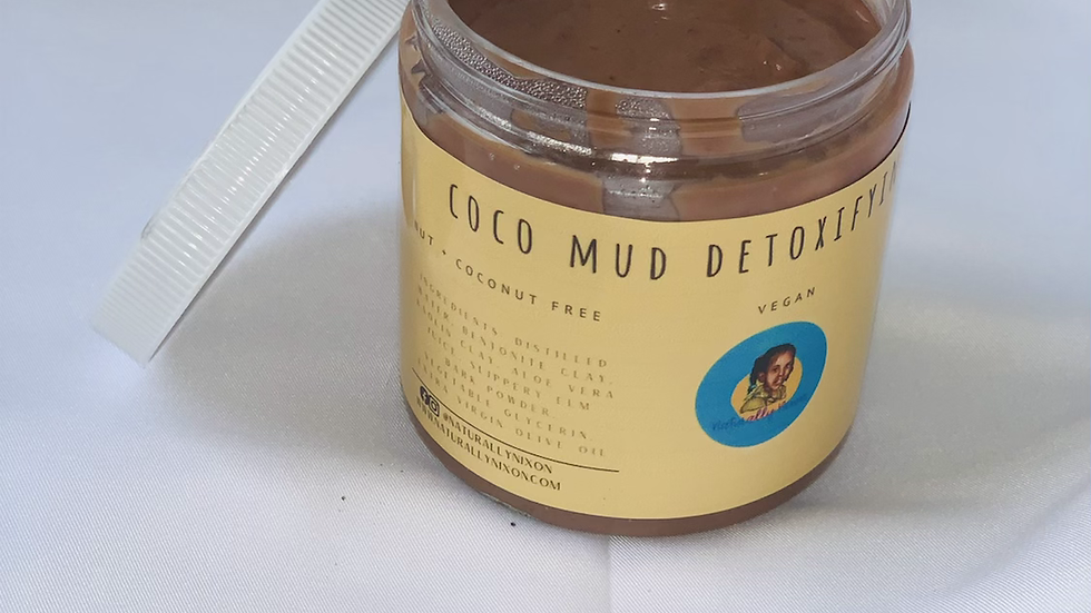 Coco Mud Detoxifying Mask/Wash