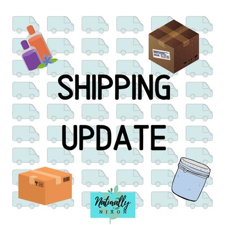 COVID-19 + Shipping