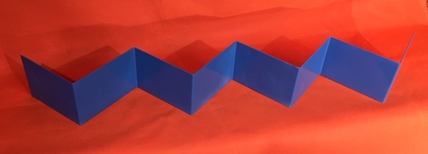 ZigZag azul
