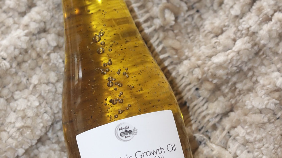 Herbal Hair growth oil