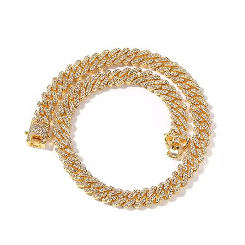 Bella cuban necklace