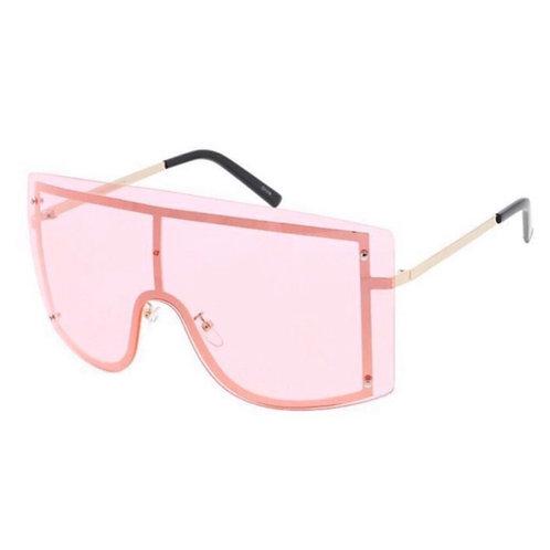 Ella shield sunglasses