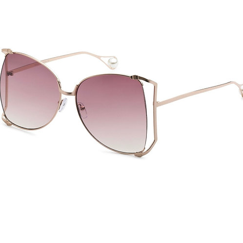 Drea retro sunglasses
