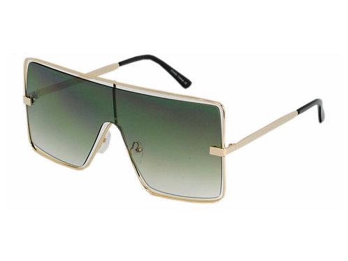Ammo oversized frame sunglasses