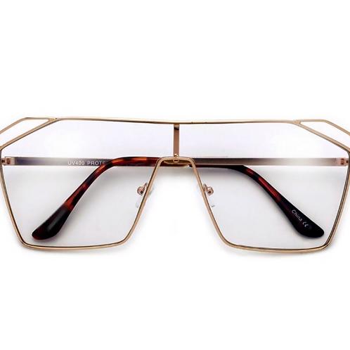Gina clear frames