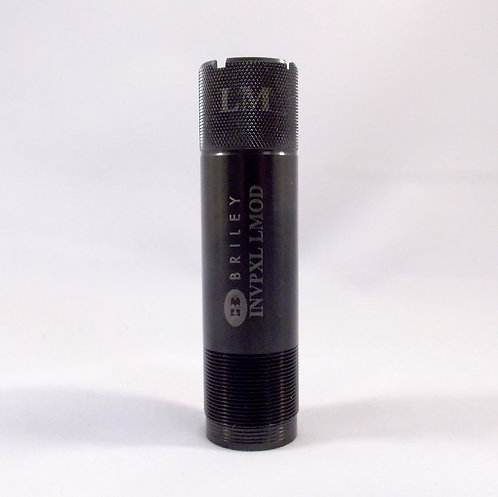 BLACK OXIDE INVECTOR+ BRILEY CHOKE TUBE 12 GAUGE