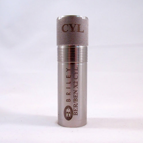 BRILEY STAINLESS MOBIL CHOKE TUBE