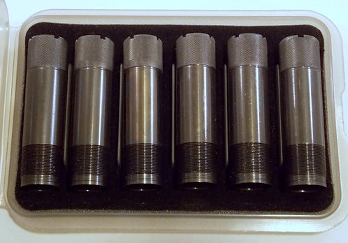 SET OF 6 SIX BRILEY BLACK OXIDE BROWNING INVECTOR+ PLUS CHOKE TUBES C