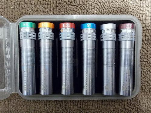 SET OF 6 SIX BRILEY TITANIUM BERETTA OPTIMA HP CHOKE TUBES C