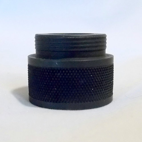 BRILEY BLACK OXIDE GENERIC 2 OUNCE FOREND CAP WEIGHT INSERT