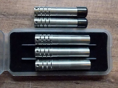 SET OF 5 COMP-N-CHOKE PORTED BERETTA OPTIMA HP CHOKE TUBES