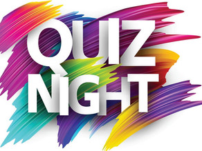 Quiz night returns on 7th July.