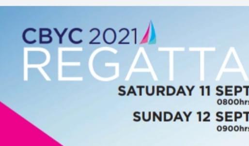 Club Regatta - THIS Weekend - Sep 11, 2021 - Sep 12, 2021