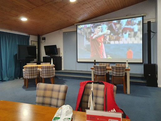 All day sport on the big screen