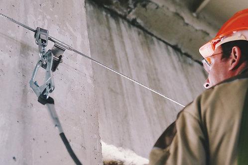 ЕС 2016/425 (PPE): Испытания и сертификация: Анкерные линии гибкие