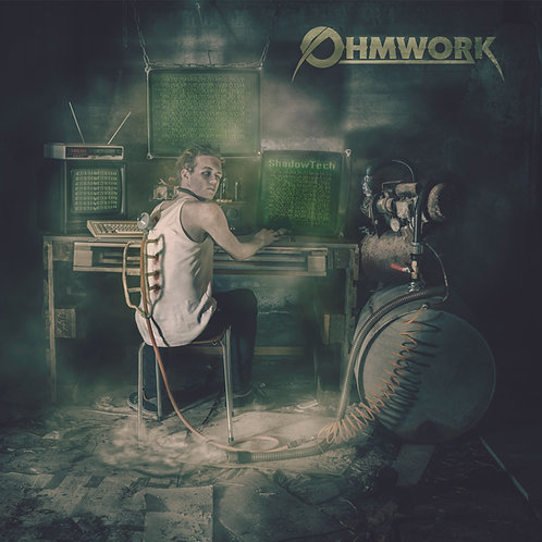 Ohmwork ShadowTech t-shirt
