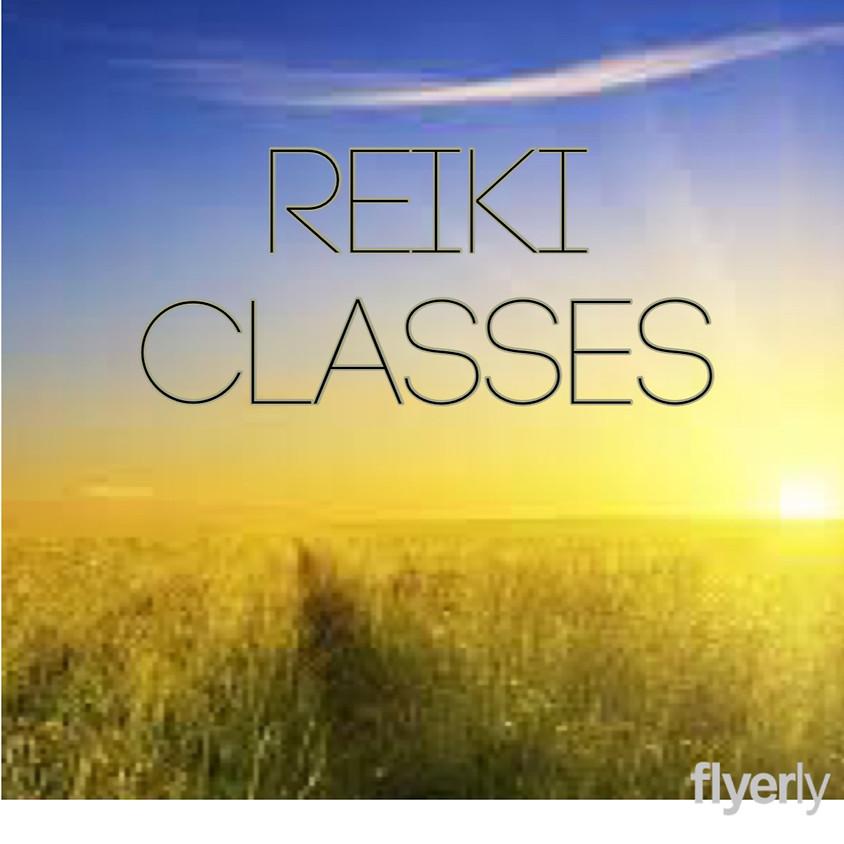 Private Reiki 1&2 (in person)