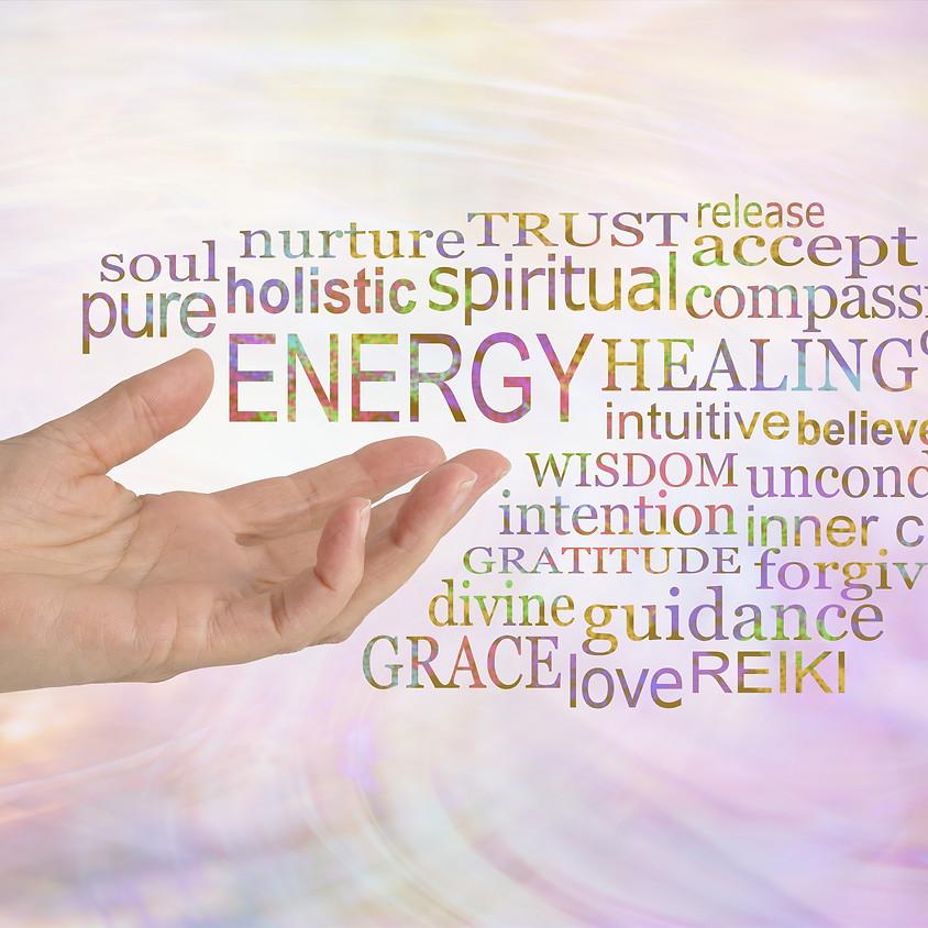 Reiki Healing Circle @ Yoga Sapien Laguna Beach