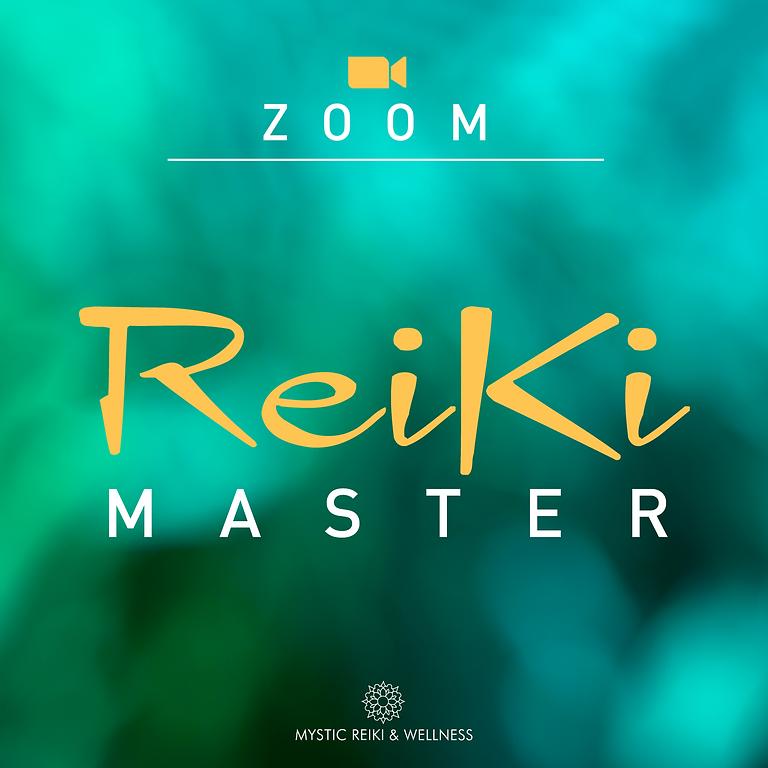 Zoom Reiki Master November