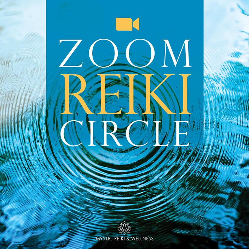 Zoom Reiki Circle February