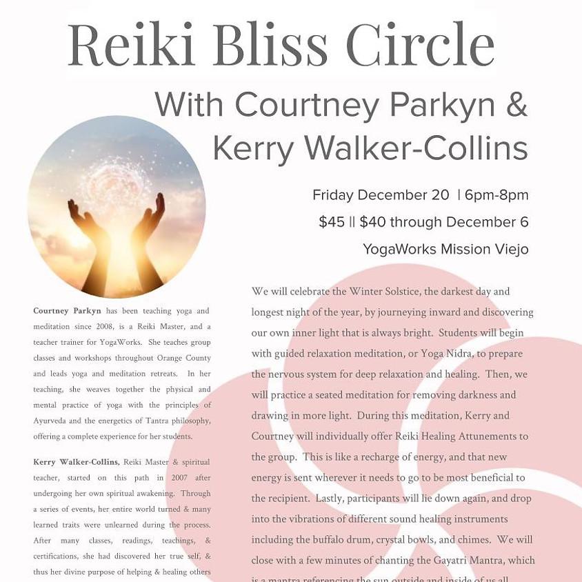Reiki Bliss Winter Solstice