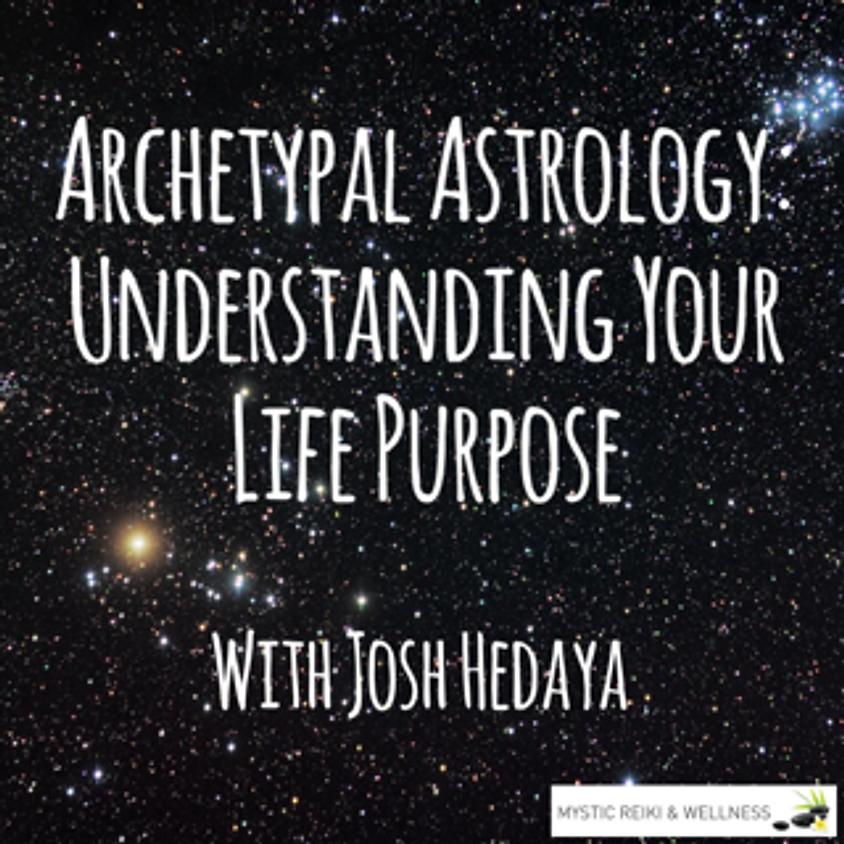 Archetypal Astrology with Josh Hedaya