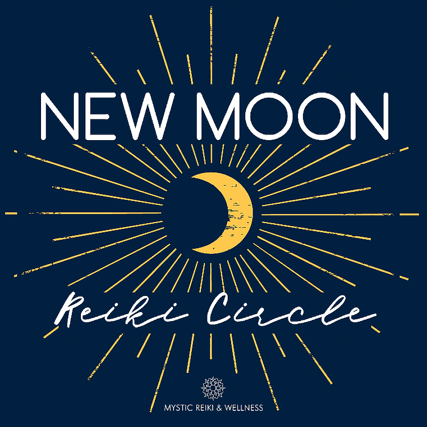 New Moon Reiki Circle -outdoor event