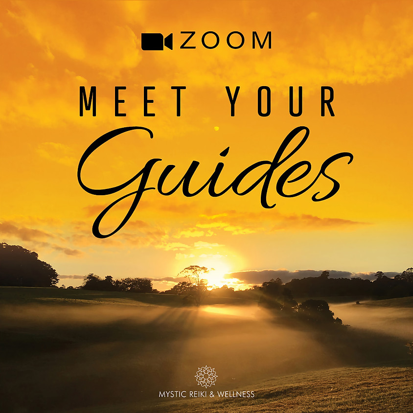 Zoom Meet Your Guides