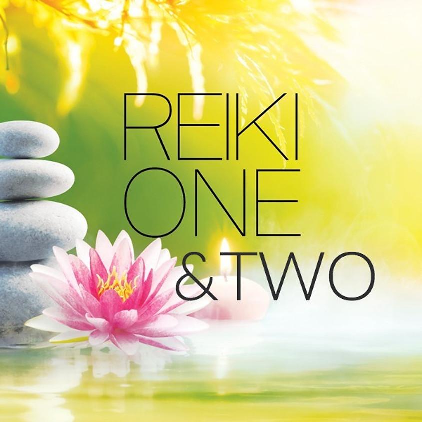 Reiki 1&2 Certification