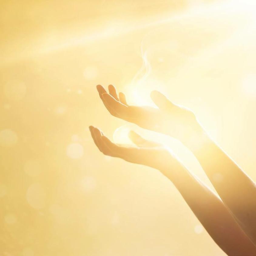 Reiki Healing Circle and Meditation Yoga Works Laguna