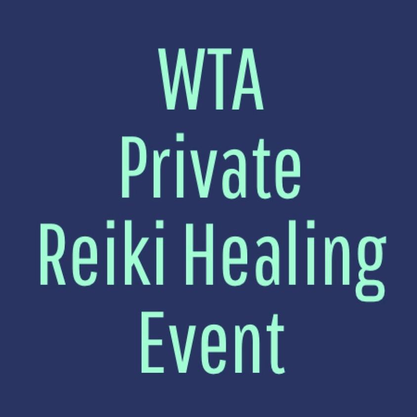 Welcome WTA to mystic reiki!