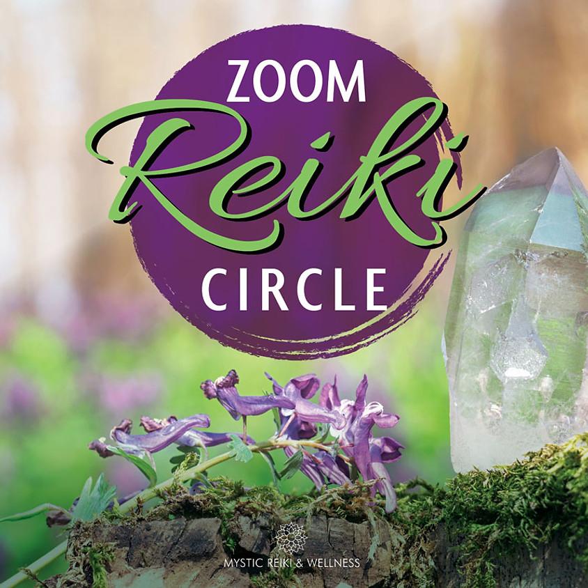Friendsgiving Zoom Reiki Circle