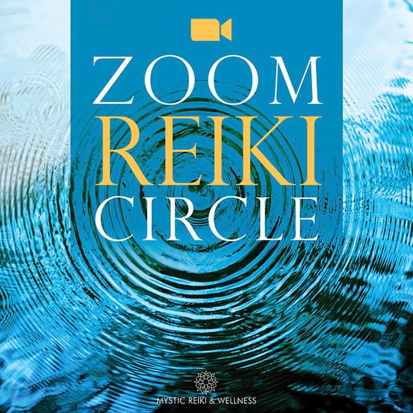 Zoom Reiki  Circle  March