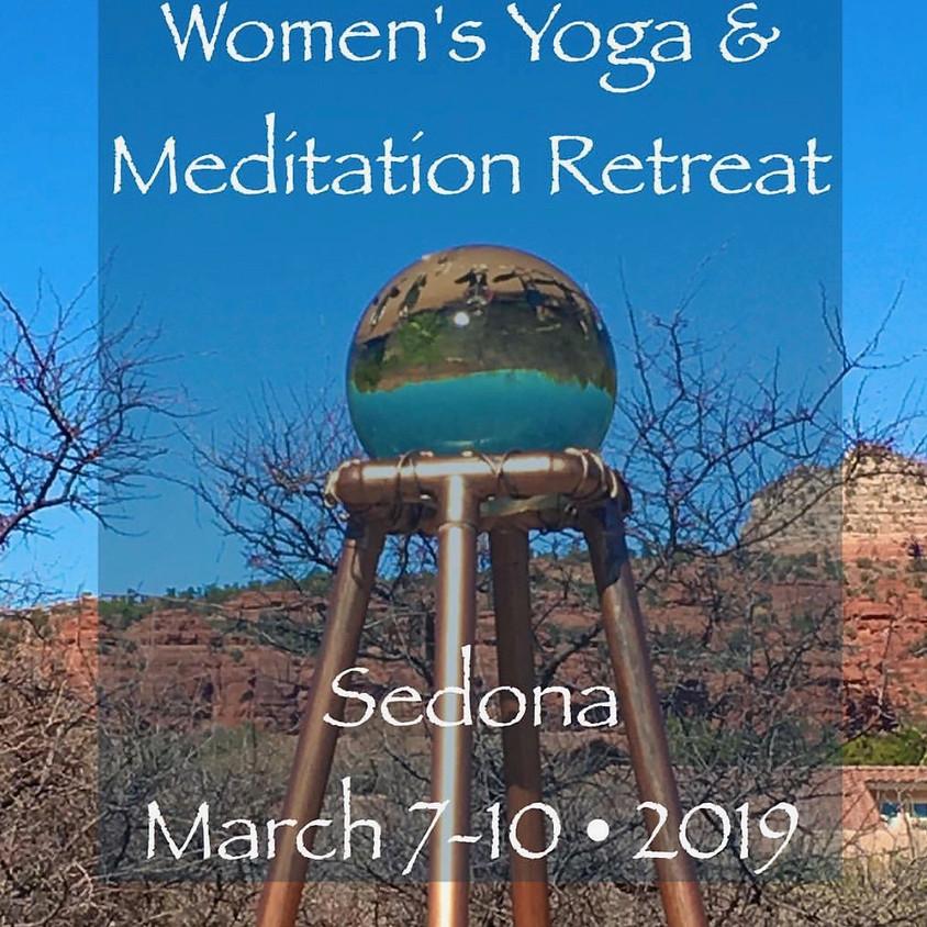 Sedona Women's Retreat 2019 SOLD OUT JOIN US IN SANTA CRUZ